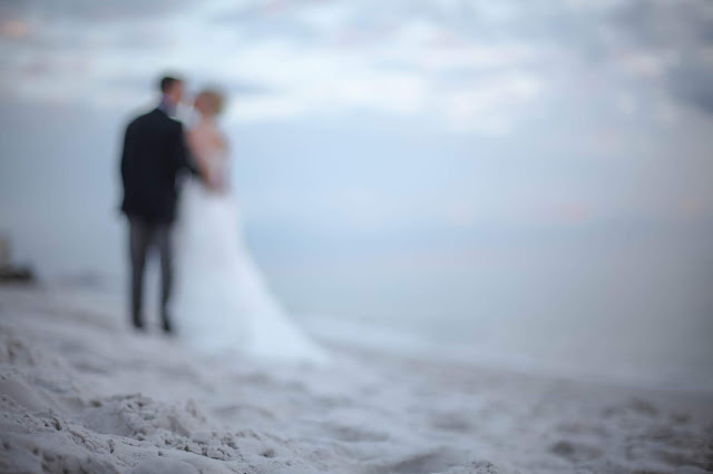 la playa naples, beach wedding