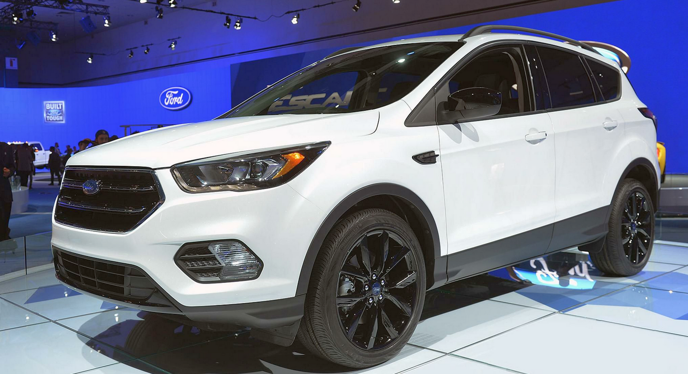 2017 Ford Escape S Series Manual Guide Manual Guide