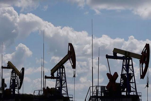 ارتفعت أسعار النفط متجاهل ضعف الدولار و التوتر بين الولايات المتحدة والصين
