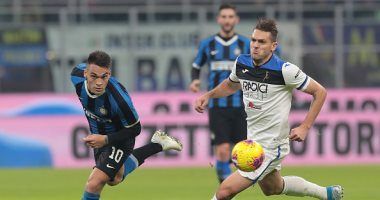 موعد مباراة انتر ميلان واتلانتا في الدوري الايطالي