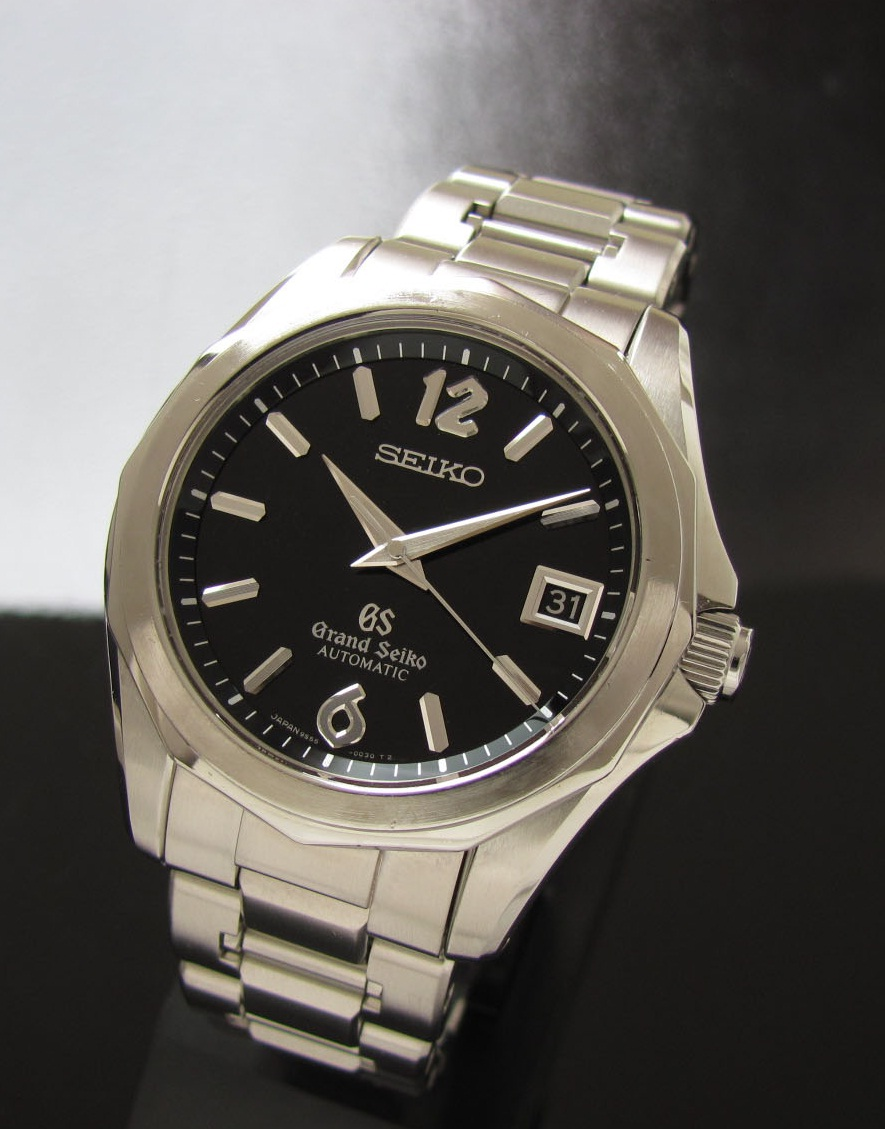 competitive price c1793 674f4 watchopenia: Another GS masterpiece; Grand Seiko SBGR019 ...