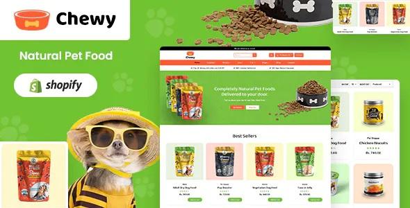Best Pet Shop Shopify Theme