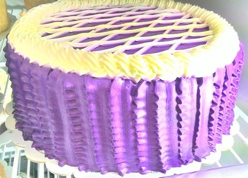 Ube Custard Cake Conti S