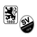 1860 München - SV Sandhausen