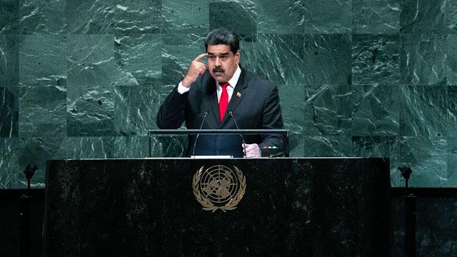 #MaduroNoEresBienvenido: critican en Twitter asistencia de Maduro a toma de posesión de AMLO