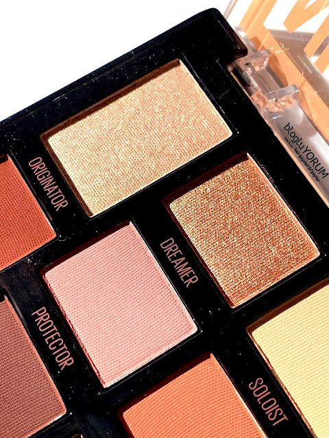 maybelline nudes of new york far paletini inceliyorum 5