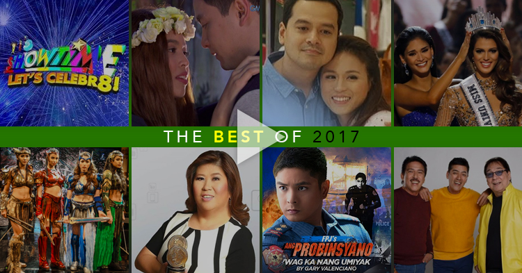 20 Best Philippine TV Shows of 2017