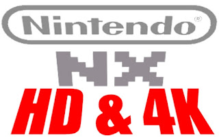 nintendo nx hd and 4k