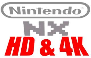 nintendo nx hd and 4k