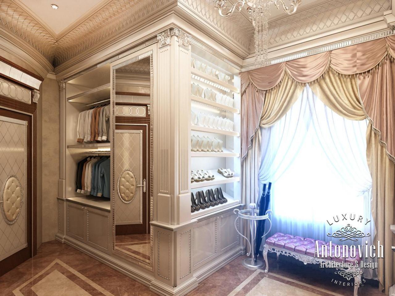Luxury Antonovich Design Uae Dressing Room Ideas From