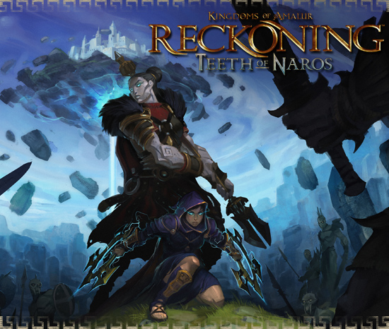 Kingdoms of Amalur: Re-Reckoning early system requirements