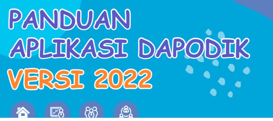 gambar aplikasi dapodik 2022