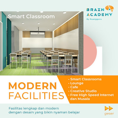 Brain Academy Smart Classroom