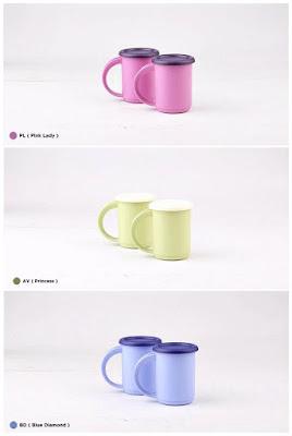 Fine Mug Twin Tulipware