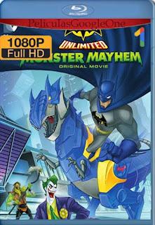 Batman Unlimited Monstermania [2015][1080p BRrip] [Latino-Inglés] [GoogleDrive] LaChapelHD