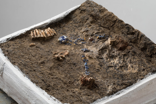 Finds from Celtic grave found in Zurich analyzed