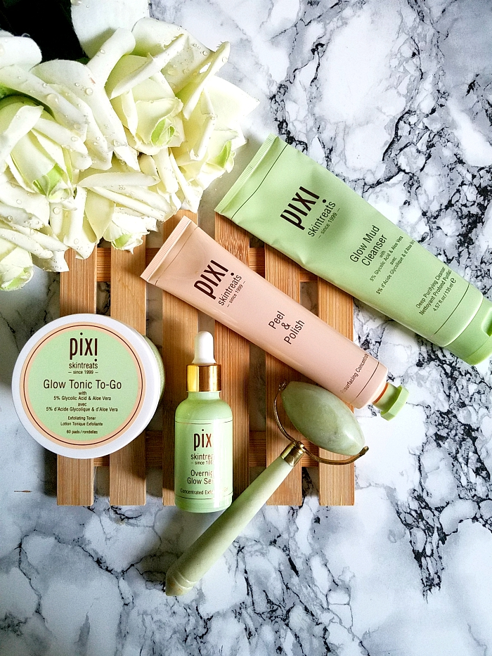 Review: pixi Skintreats - Glow Tonic to Go Pads, Glow Mud Cleanser, Peel & Polish Peeling & Glow Overnight Serum - Madame Keke Luxury Beauty & Lifestyle Blog 1