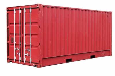 Container kho, container rỗng