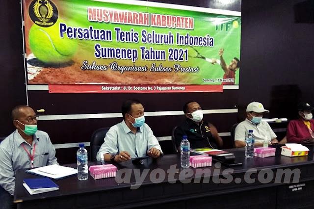 Muskab PELTI Sumenep Berlangsung Sukses, Edy Rasiadi Kembali Terpilih Jadi Ketua