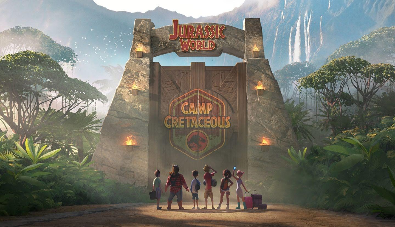 Jurassic World Camp Cretaceous...