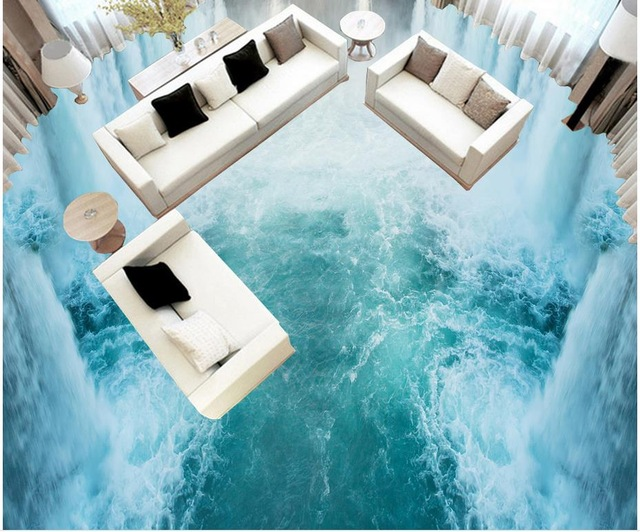 realistic 3d flooring murals and 3d epoxy floor painting. Black Bedroom Furniture Sets. Home Design Ideas