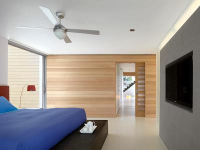 cielo raso panel yeso en habitaciones