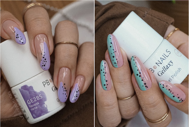 PB NAILS Summer Goals | Trzy proste zdobienia