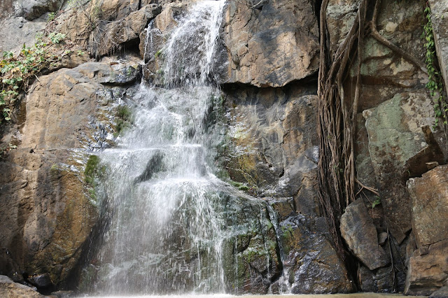 Midubanda waterfall