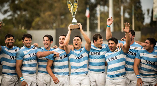Plantel de Argentina XV para enfrentar a Uruguay