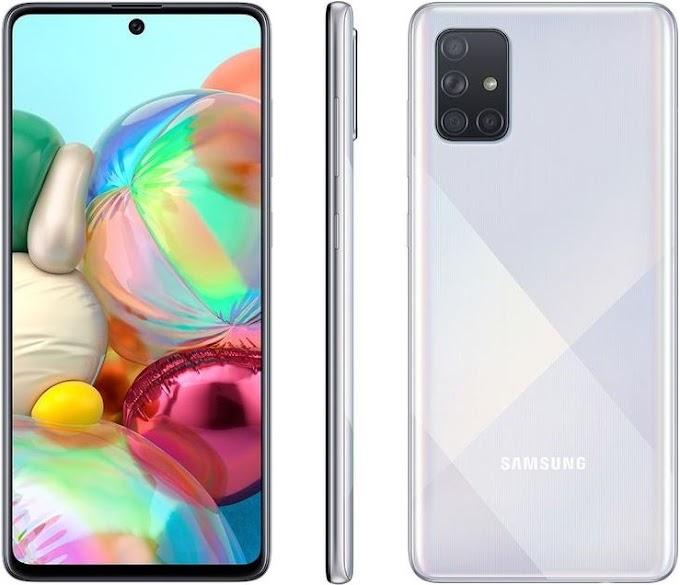 موبايل Samsung Galaxy A71 بسعر 6425 جنيه على جوميا مصر