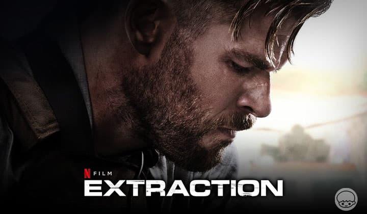 Extraction คนระห่ำภารกิจเดือด - หนังแอ็กชั่นสุดมันจาก Netflix แสดงนำโดย คริส เฮมส์เวิร์ธ