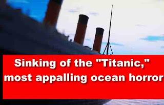"Sinking of the ""Titanic,"