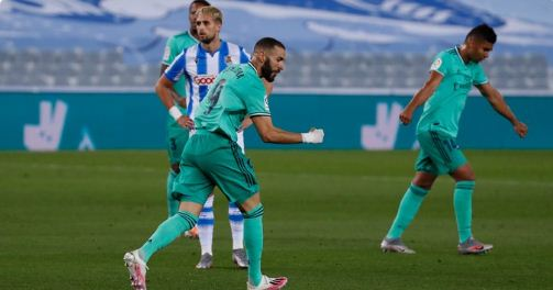 Real Sociedad vs Real Madrid – Highlights