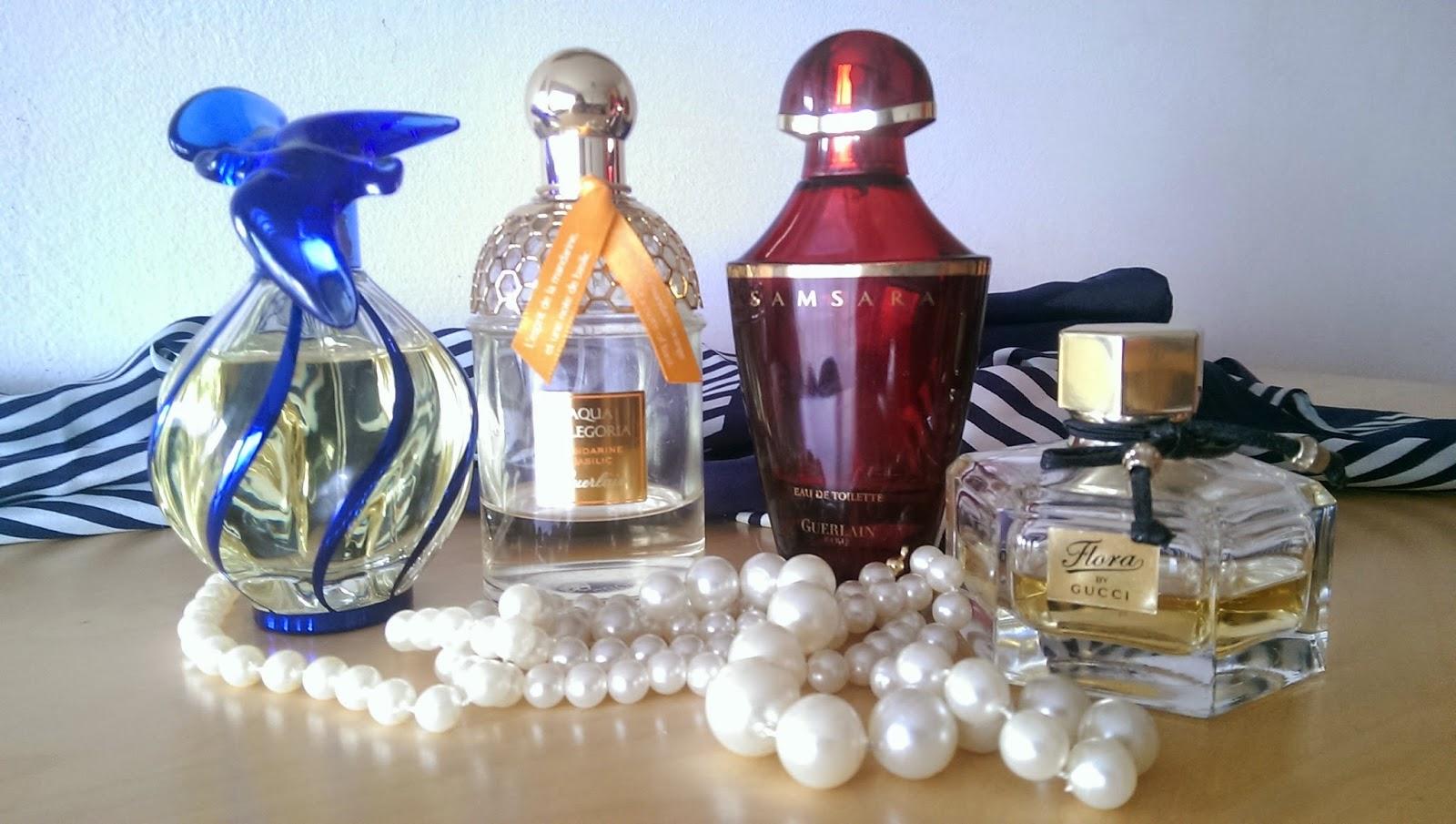 Colecția Mea De Parfumuri Ioana Spune