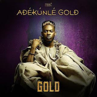 Adekunle-Gold-album