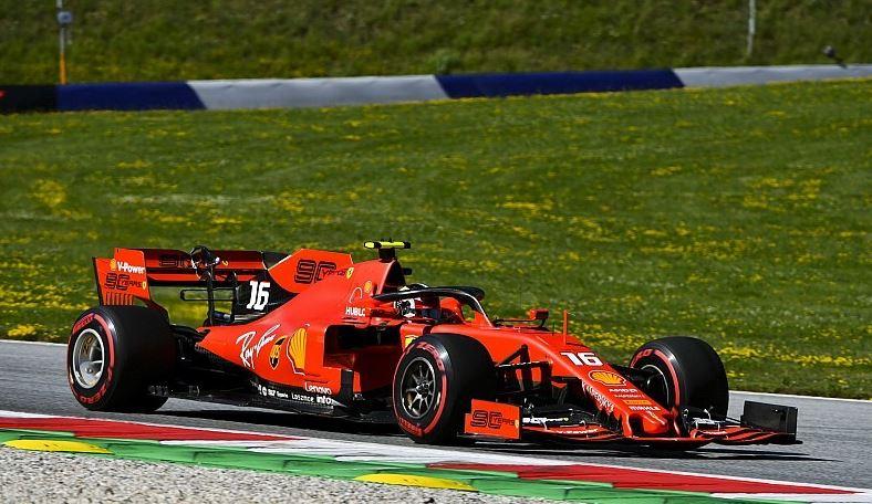 f1 hellenic fan club - Gp Αυστρίας (Fp3) : Ταχύτερος ο Leclerc