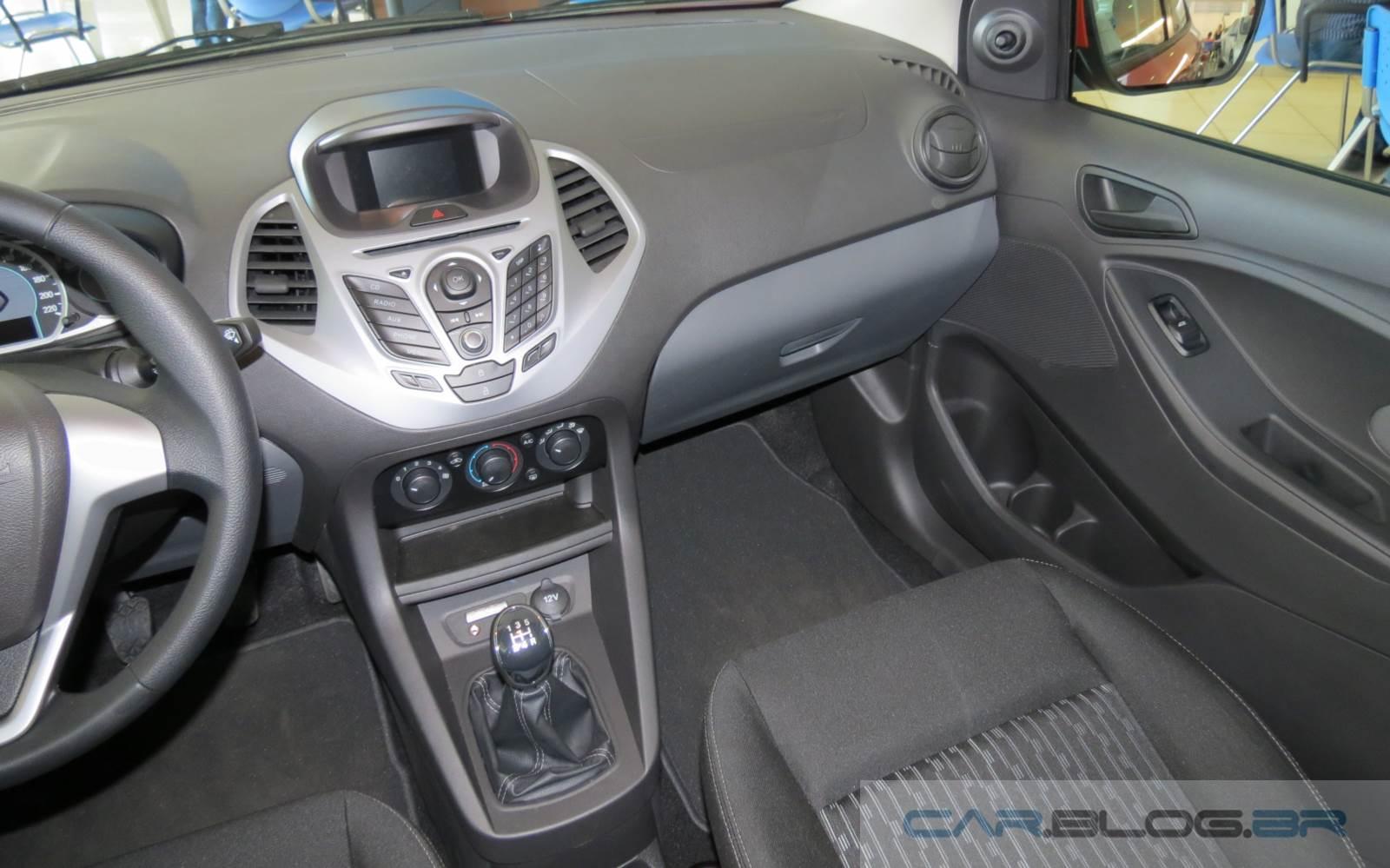 Ford Ka Se Plus 1 0 V Deo Detalhes E Especifica Es