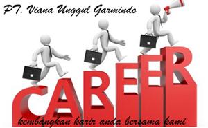 Lowongan Kerja di Sukabumi : PT. Viana Unggul Garmindo - Operator Jahit
