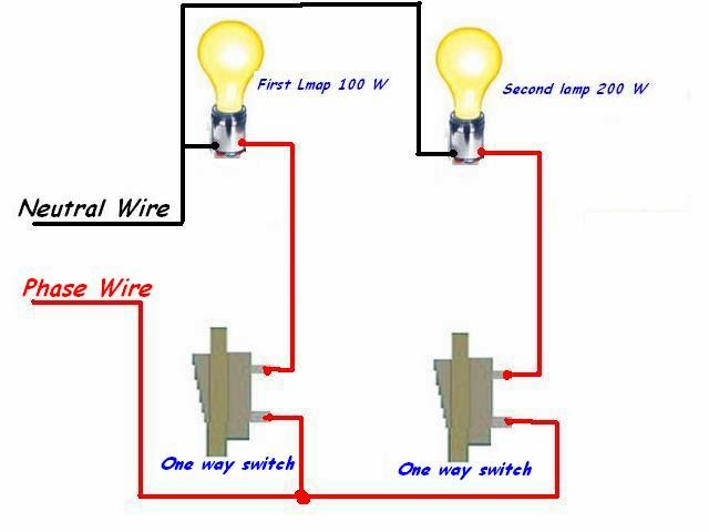 wiring parallel switches basic wiring diagram for hazard lights taking a throw in #13