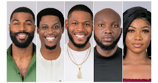 BBNaija: Housemates nominated for eviction