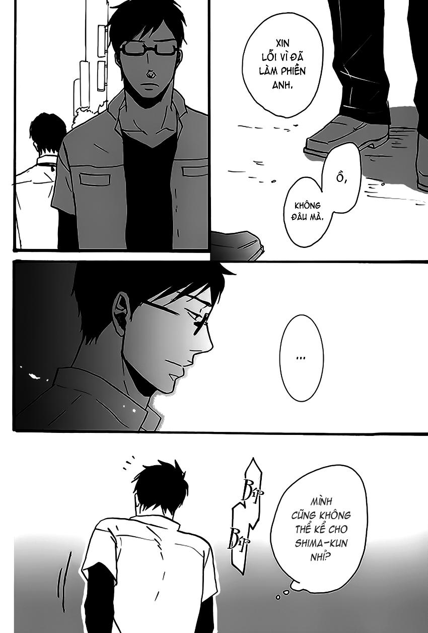 Trang 22 - Dù Thế Nào Em Vẫn Yêu Anh--EXTRA 2--[ShuShi Group] (- Yoneda Kou) - Truyện tranh Gay - Server HostedOnGoogleServerStaging