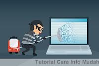 Tidak Asal Login dan Mengisi Form Username Password di Halaman Abal - abal