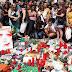 Ofecieron un minuto de silencio para los muertos del ataque terrorista en Barcelona