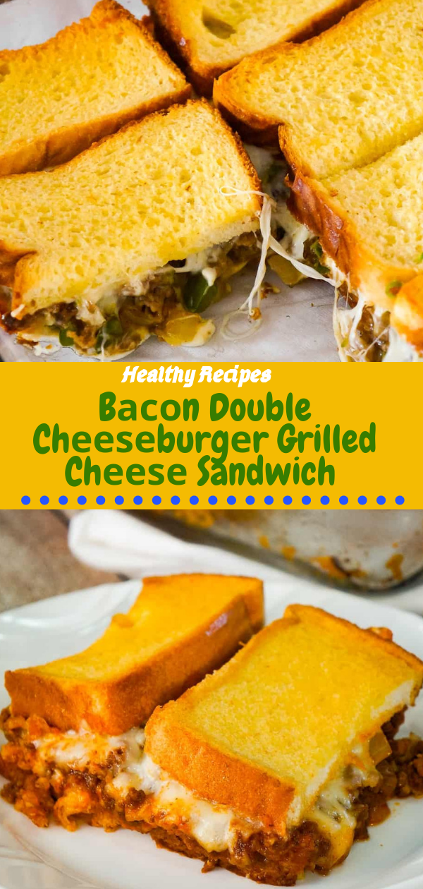 Healthy Recipes   Bасоn Double Chееѕеburgеr Grilled Chееѕе Sandwich, Healthy Recipes For Weight Loss, Healthy Recipes Easy, Healthy Recipes Dinner, Healthy Recipes Pasta, Healthy Recipes On A Budget, Healthy Recipes Breakfast, Healthy Recipes For Picky Eaters, Healthy Recipes Desserts, Healthy Recipes Clean, Healthy Recipes Snacks, Healthy Recipes Low Carb, Healthy Recipes Meal Prep, Healthy Recipes Vegetarian, Healthy Recipes Lunch, Healthy Recipes For Kids, Healthy Recipes Crock Pot, Healthy Recipes Casserole, Healthy Recipes Salmon, Healthy Recipes Tasty, Healthy Recipes Avocado, Healthy Recipes Quinoa, Healthy Recipes Cauliflower, Healthy Recipes Pork, Healthy Recipes Steak, Healthy Recipes For School, Healthy Recipes Slimming World, Healthy Recipes Fitness, Healthy Recipes Baking, Healthy Recipes Sweet, Healthy Recipes Indian, Healthy Recipes Summer, Healthy Recipes Vegetables, Healthy Recipes Diet, Healthy Recipes No Meat, Healthy Recipes Asian, Healthy Recipes On The Go, Healthy Recipes Fast, Healthy Recipes Ground Turkey, Healthy Recipes Rice, Healthy Recipes Mexican, Healthy Recipes Fruit, Healthy Recipes Tuna, Healthy Recipes Sides, Healthy Recipes Zucchini, Healthy Recipes Broccoli, Healthy Recipes Spinach,  #healthyrecipes #recipes #food #appetizers #dinner #bacon #cheeseburger #grilled #cheese #sandwich