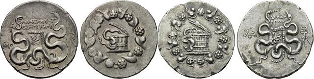Monedas de Laodicea