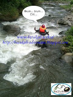 Tubing Trip Batukali Adventures Sukabumi