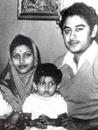 Kishor Kumar , Lina chandawarkar