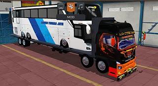 Download Truck Hino Angkut Bus