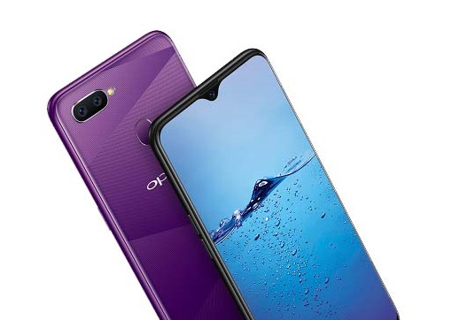 Oppo F9 Advanced Smartphone 25 Megapixel Front Facing Camera