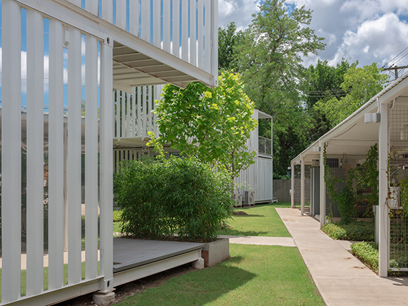 Award-Winning Shipping Container Homes, Oklahoma City 9